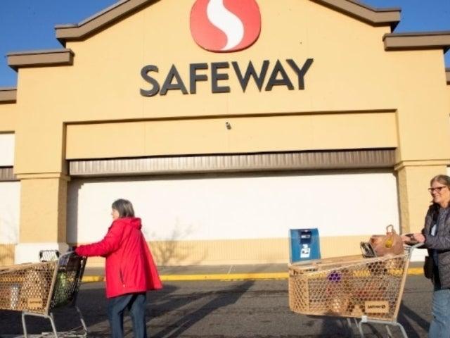 Safeway Produce Shortages Linked to Coronavirus Outbreak