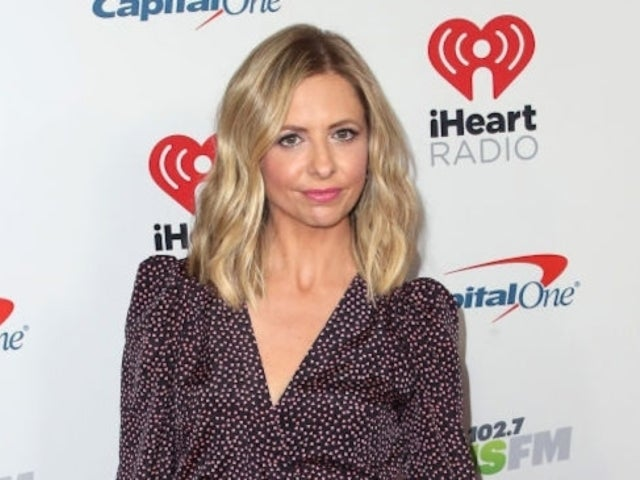Sarah Michelle Gellar Dyed Her Hair Pink to 'Embarrass' Her Kids