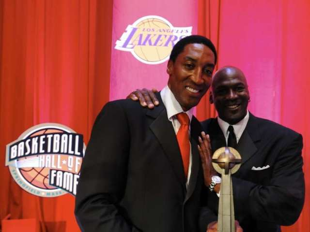 Scottie Pippen Is Reportedly 'Livid' at Michael Jordan for Portrayal in 'The Last Dance'
