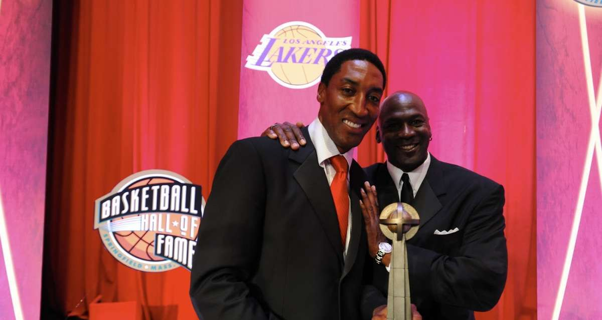 Scottie Pippen livid Michael Jordan portrayal last dance