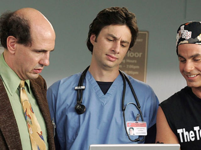 'Scrubs' Star Zach Braff Pens Sweet Tribute to Co-Star Sam Lloyd After His Death at 56