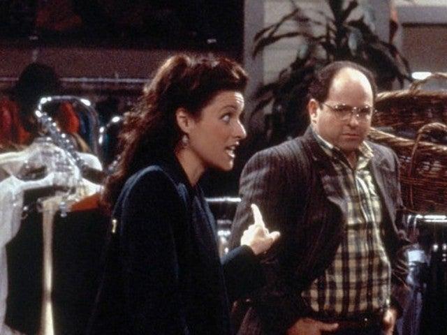 'Seinfeld' Stars Julia Louis-Dreyfus and Jason Alexander Have Hilarious Virtual Reunion