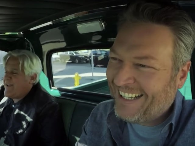 Blake Shelton Drives Elvis Presley's Truck on 'Jay Leno's Garage'