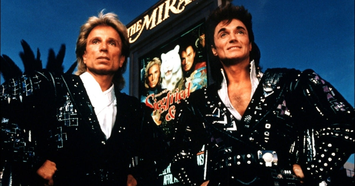 siegfried and roy getty images