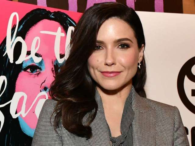 Sophia Bush Wears 'This Was Preventable' Face Mask During Grocery Run