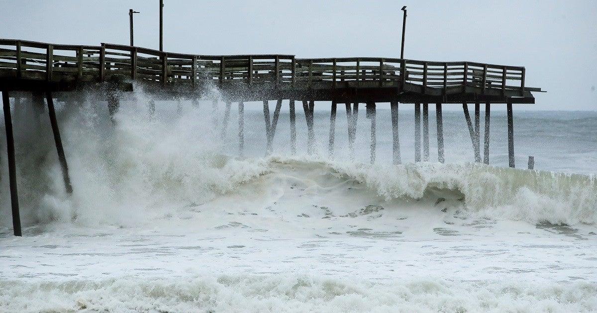 south-carolina-outer-banks-hurricane-dorian-getty