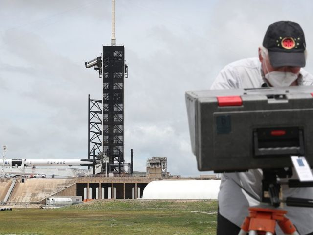 SpaceX Launch: Watch Crew Dragon's Successful Liftoff