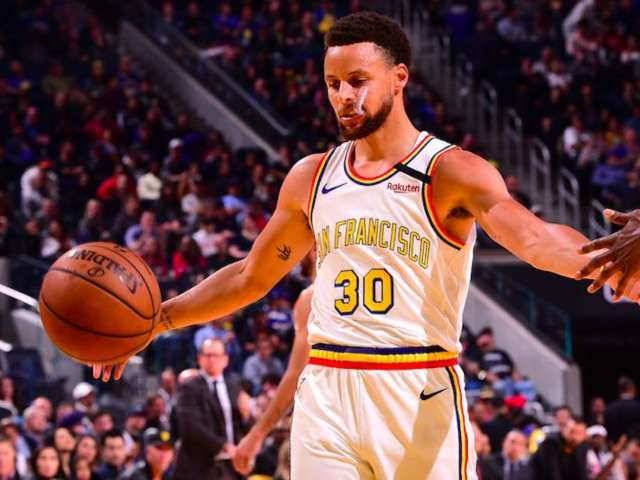 Stephen Curry Vents His Anger and Frustration Over George Floyd's Death