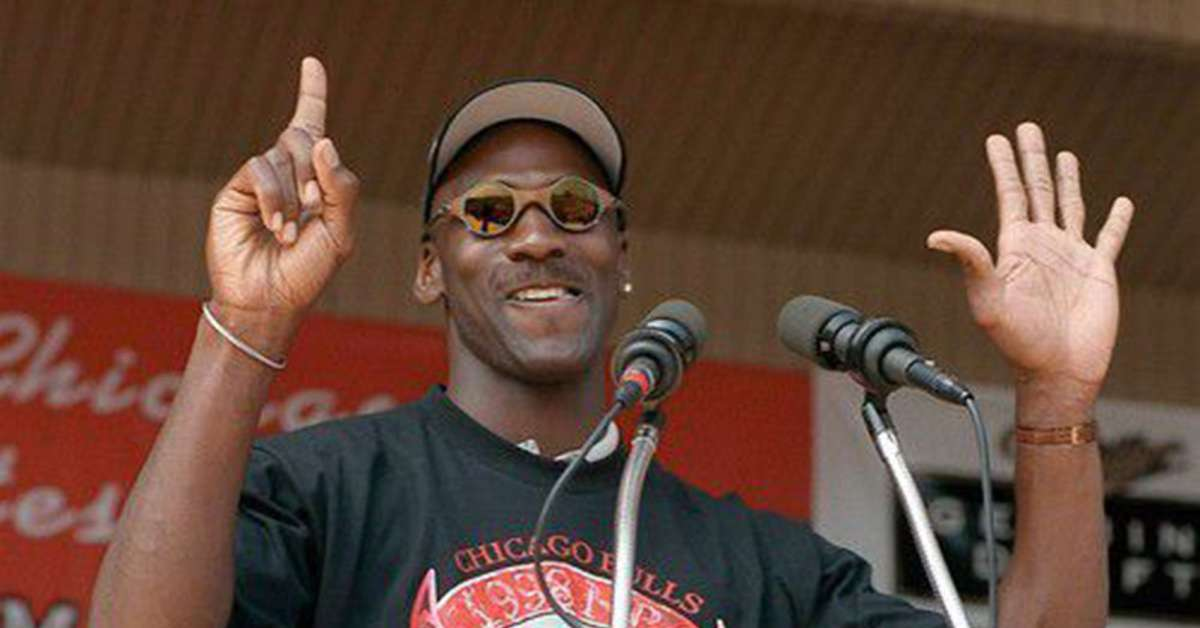 The Last Dance Michael Jordan docuseries isn't completed early episodes airing