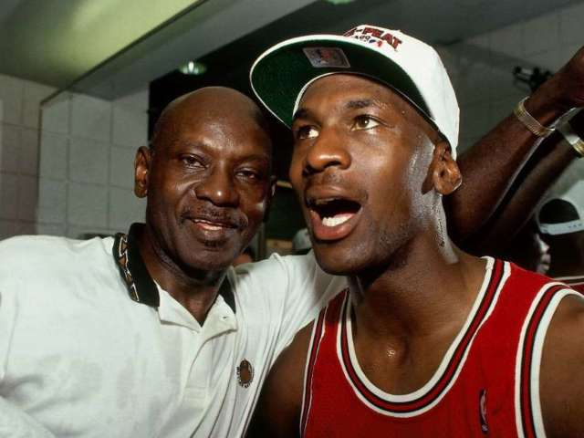 'The Last Dance': Michael Jordan Gets Emotional Talking About His Father's Death