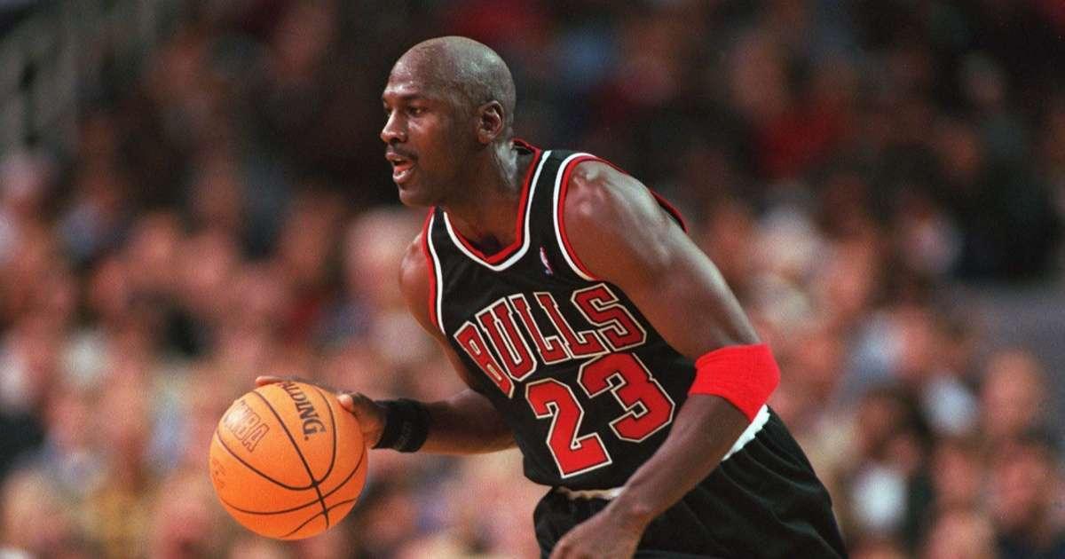 The Last Dance Michael Jordan Flu Game bad pizza fans lose it