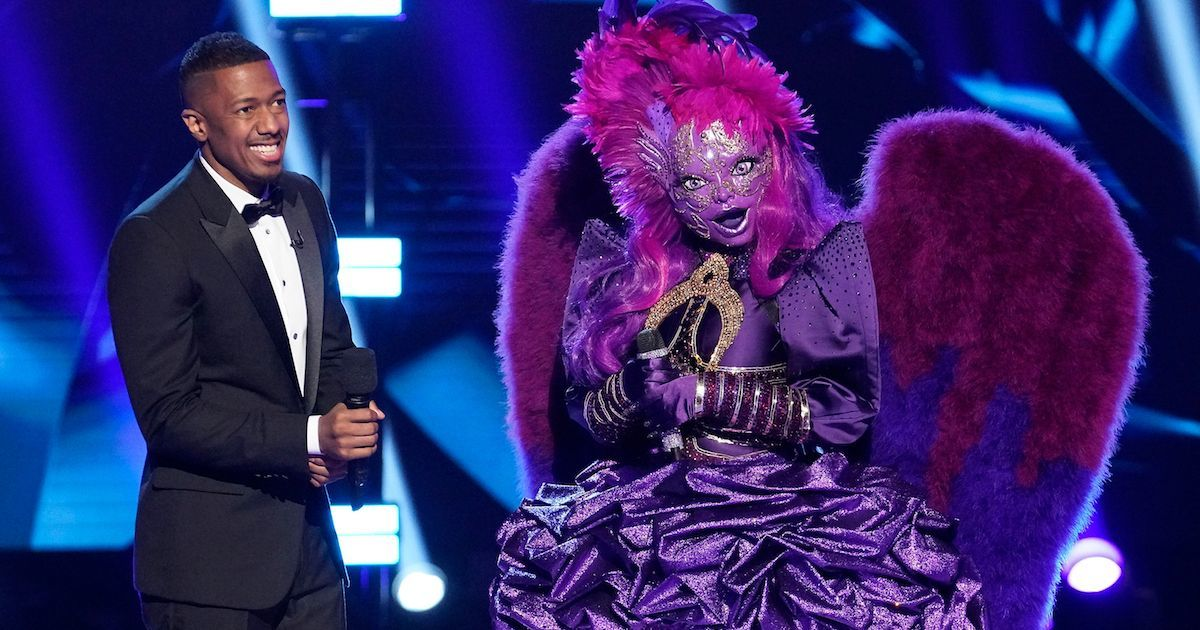 the-masked-singer-night-angel-nick-cannon-getty