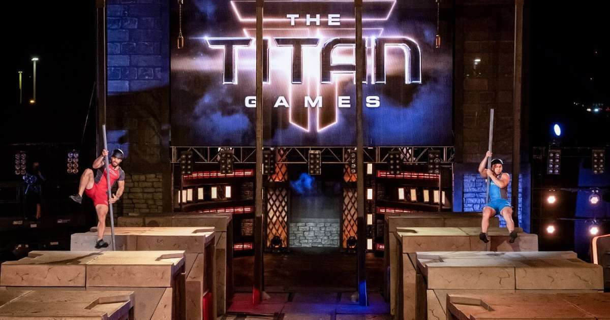 The Titan Games executive producer Anthony Storm biggest changes