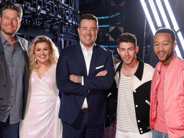 Watch: 'The Voice' Coaches Cheers to Successfully Pulling off Remote Episodes in Must-See Clip