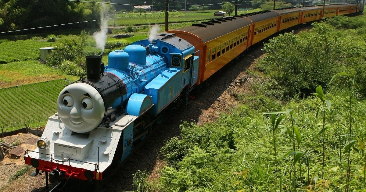thomas the tank engine getty images