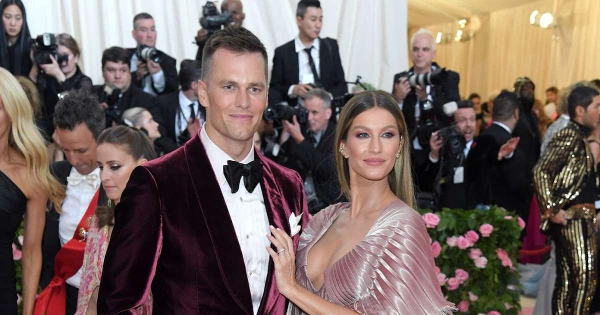 Tom Brady wife Gisele Bundchen TikTok Couples challenge