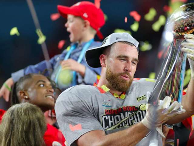 Travis Kelce Reveals Simple, Heated Advice He Received From Kobe Bryant