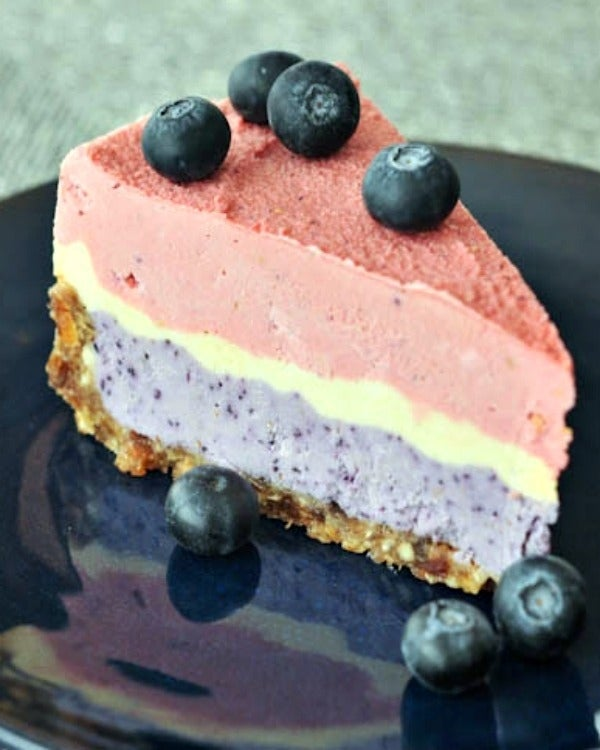 Triple-Berry-Layered-Cheesecake-Red-White-and-Blue-@spabettie-