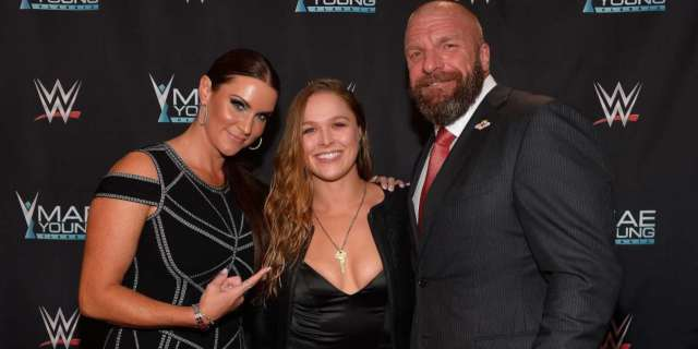 Triple H reveals WWE wants Ronda Rousey return