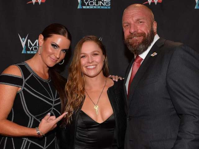 Triple H Reveals If WWE Wants Ronda Rousey to Return