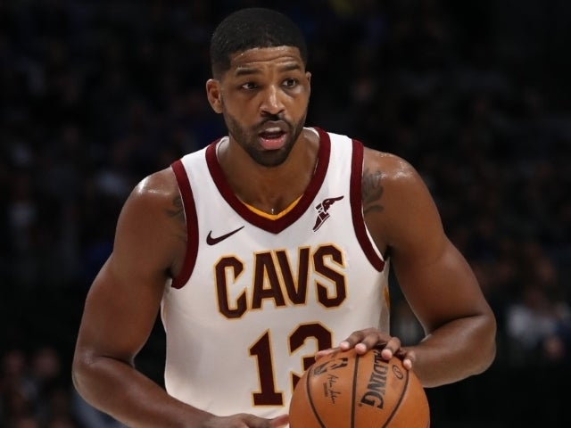 Tristan Thompson Sues Woman Who Claims He Fathered Her Child
