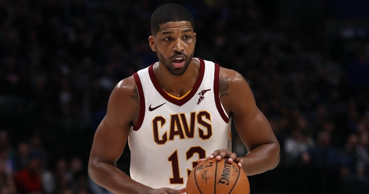 tristan thompson getty images