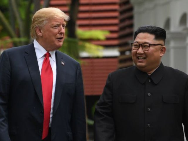 Donald Trump Gushes Over Kim Jong-un in Tweet Celebrating First Photos After Reported Health Concerns