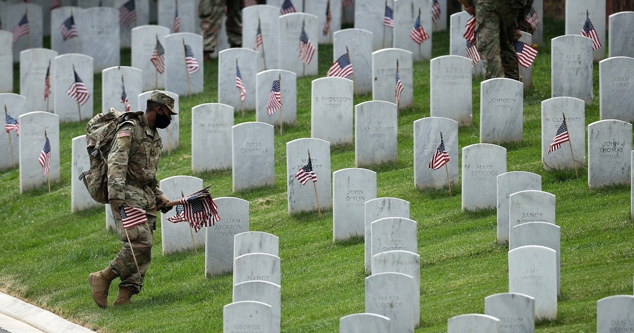 us-armed-forces-memorial-day-getty