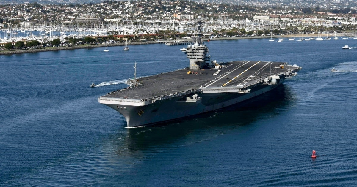 uss theodore roosevelt getty images