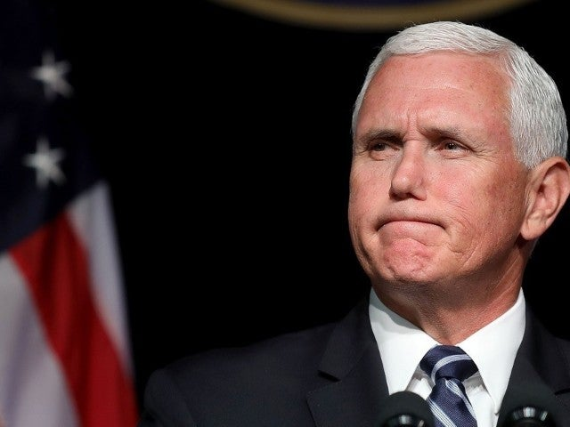 Mike Pence Still Not Wearing Mask Despite White House Staff's Positive Tests