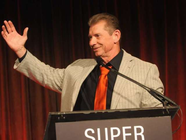 Vince McMahon Reportedly Trying to Buy Back XFL