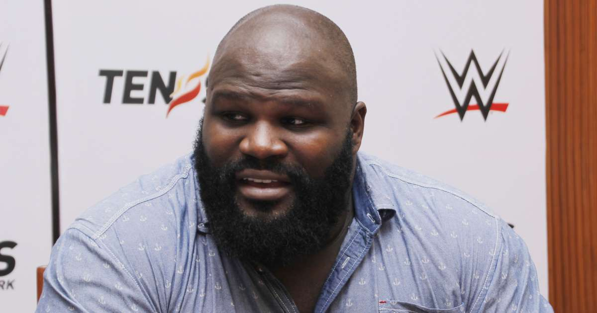WWE Mark Henry fires back Lio Rush post firing accusations