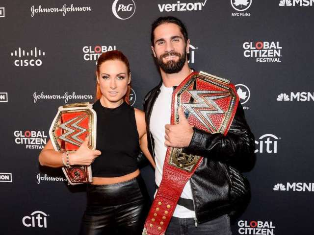 WWE: Seth Rollins Shares Reaction to Becky Lynch's Pregnancy With Sweet Photo