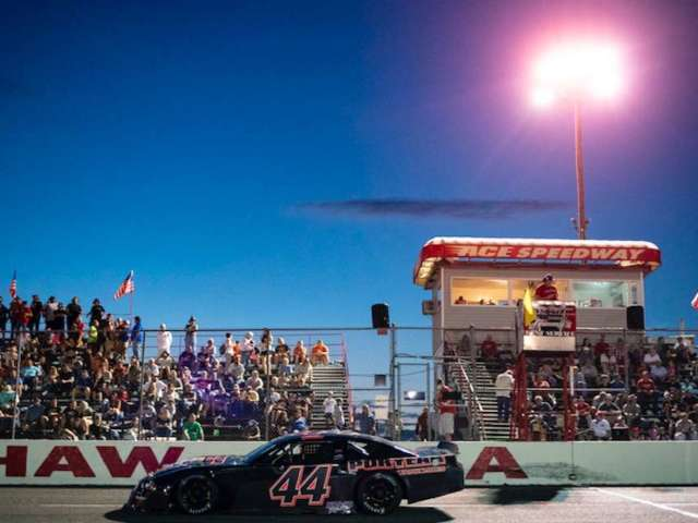 Ace Speedway in North Carolina Holds Race With Fans, Calls Event a 'Peaceful Protest'