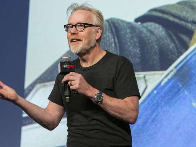 'Mythbusters' Host Adam Savage's Sister Speaks out After Sexual Abuse Lawsuit Filing