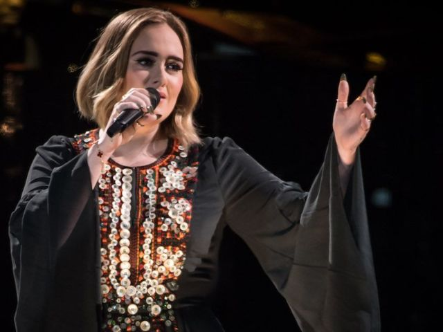 Adele Reveals New Weight Loss Photos During Festive Night In