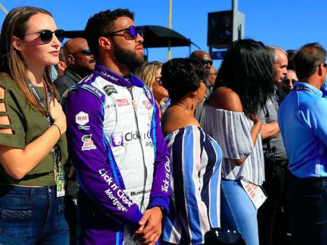 Bubba Wallace's Girlfriend Amanda Carter: What to Know