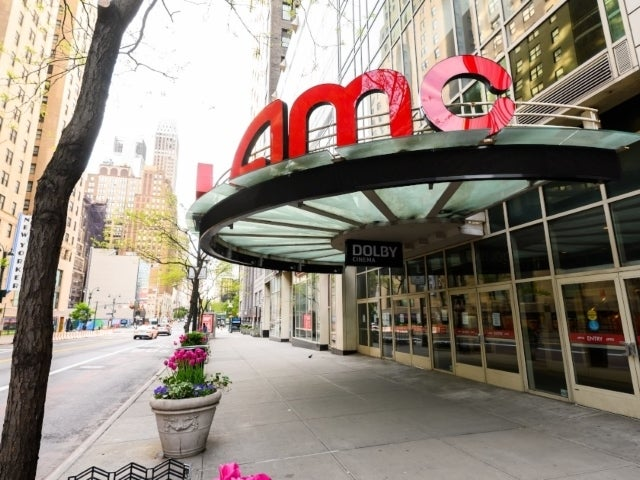 AMC Theatres Nearing Bankruptcy