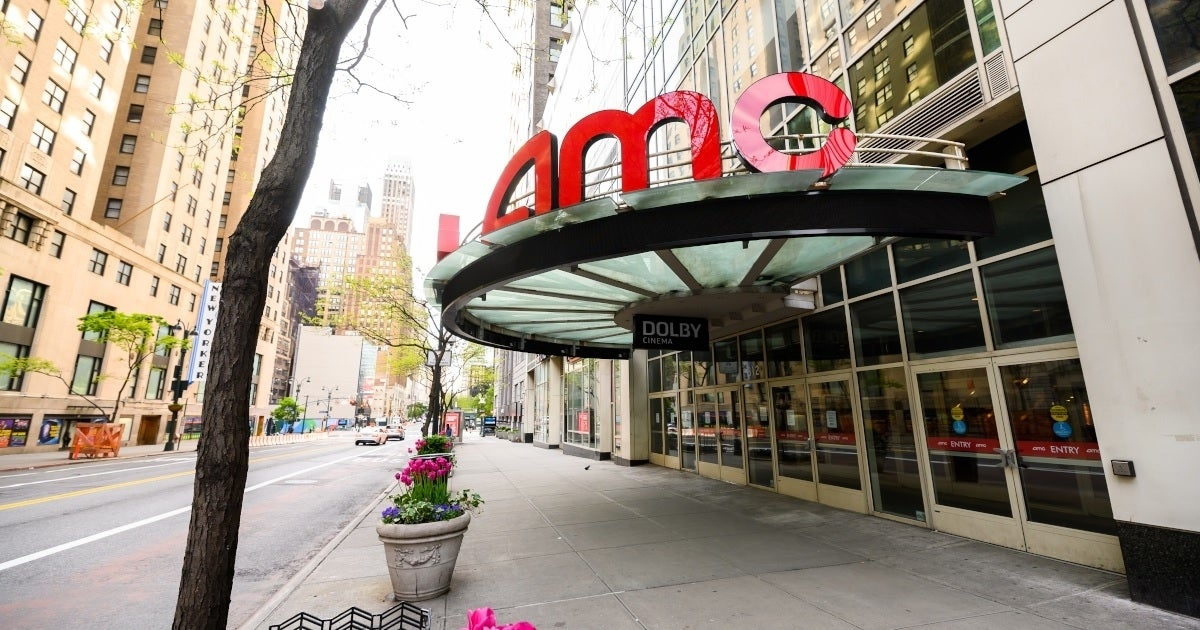 amc theater getty images