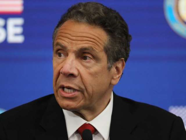 New York Governor Andrew Cuomo Accused of Sexual Harassment by Former Aide