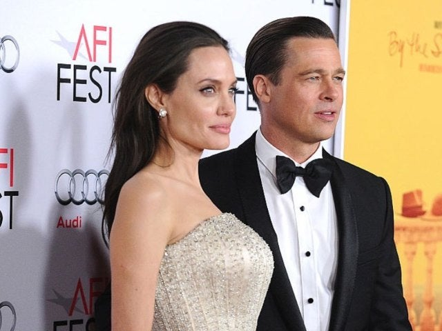 Angelina Jolie Reveals Why She Divorced Brad Pitt