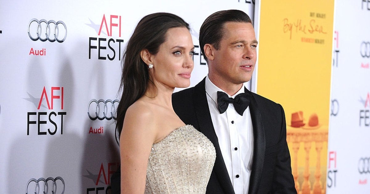Angelina Jolie and Brad Pitt-2