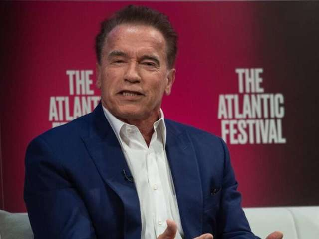 Why Arnold Schwarzenegger Refuses to Work out at Gold's Gym Right Now