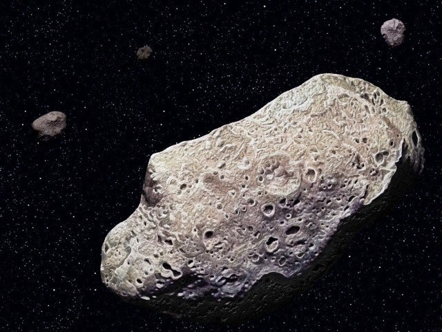 Massive Asteroid 'Taller Than the Empire State Building' Heads Toward Earth, Says NASA