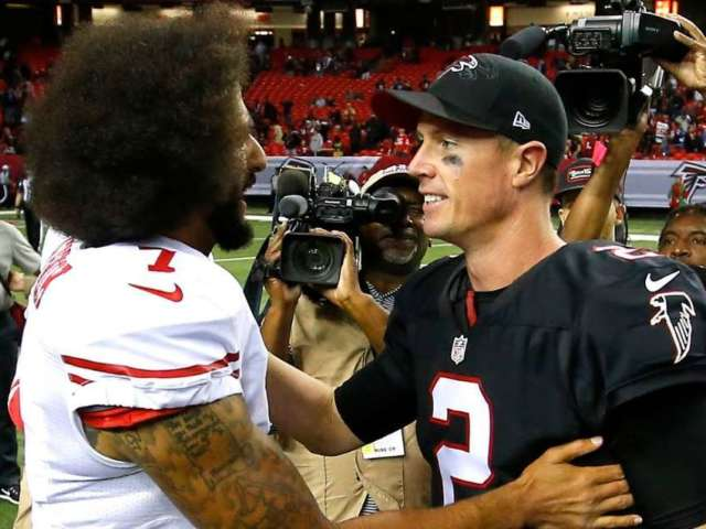 Atlanta Falcons QB Matt Ryan Says Colin Kaepernick 'Should Have Every Opportunity' to Play in the NFL