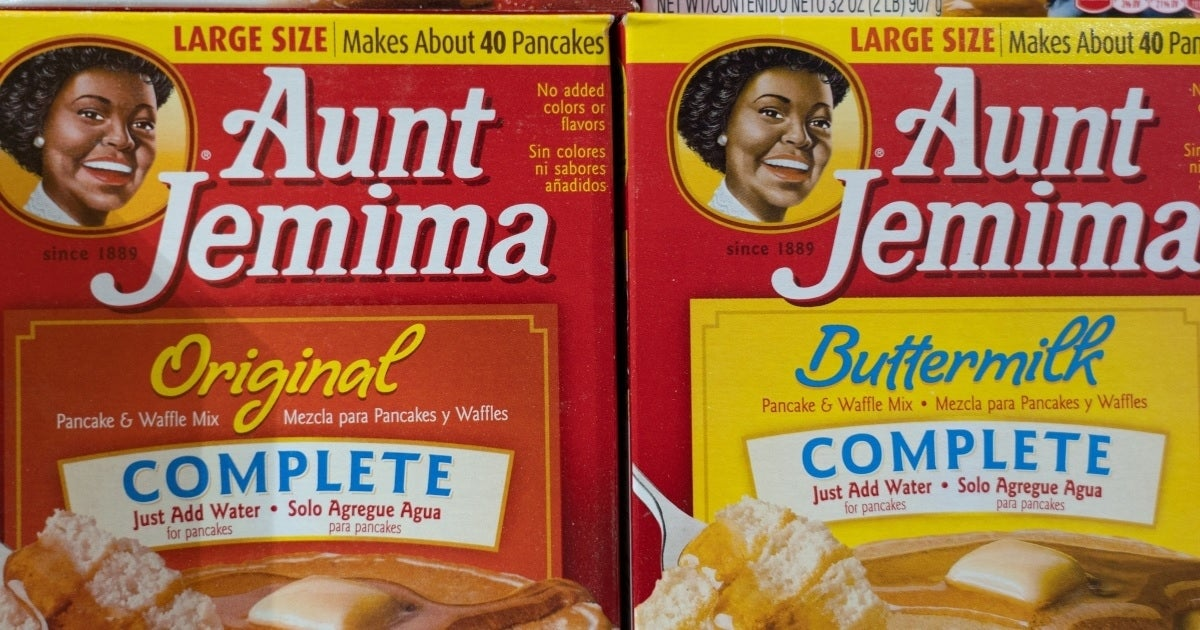 aunt jemima getty images