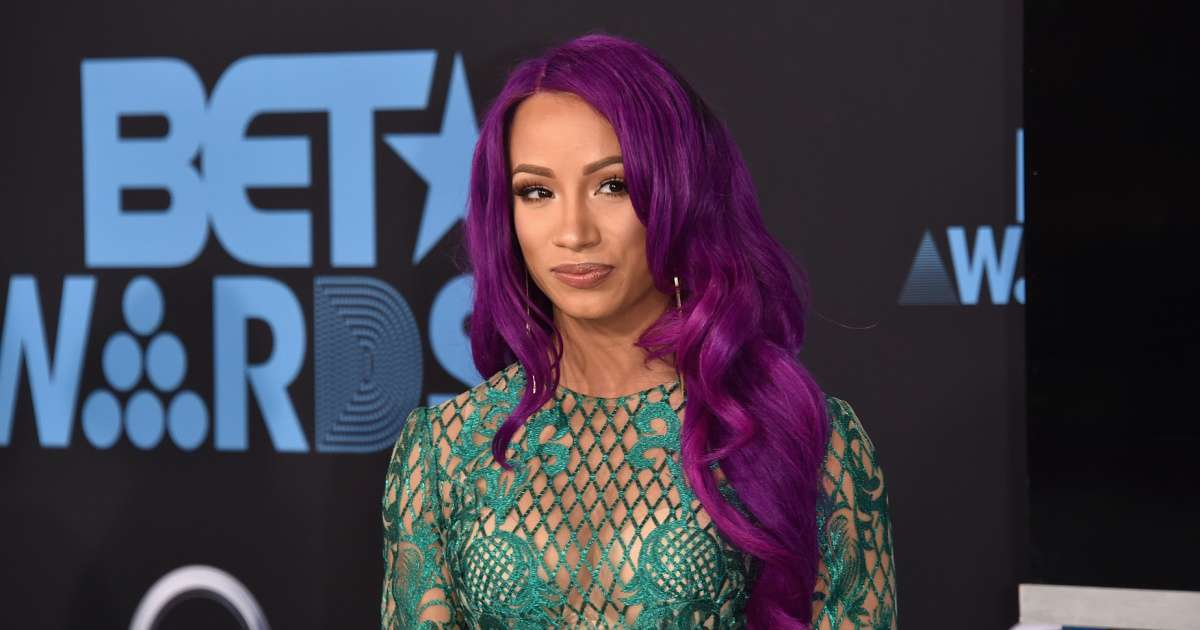 AWE Sammy Guevara suspended Sasha Banks comment 2016 resurfaces