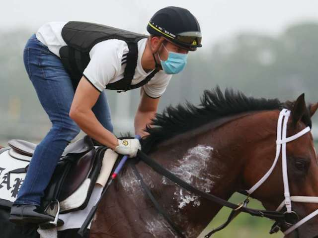 Barstool's Belmont Stakes Preview Has Fans Rolling