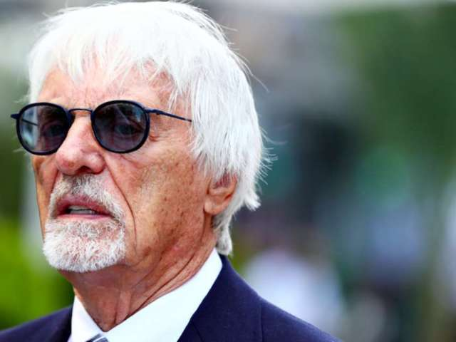 Social Media Loses It After Former Racing Exec Bernie Ecclestone Claims Black People Are 'More Racist Than White People'
