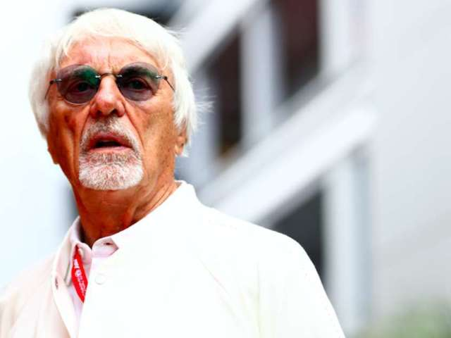 Former F1 Exec Bernie Ecclestone Reacts to Racist Comment Backlash: 'It's Not My Fault I Am White'